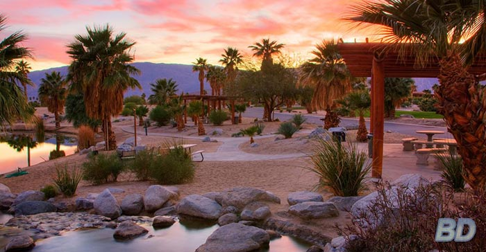romantic getaways in the US