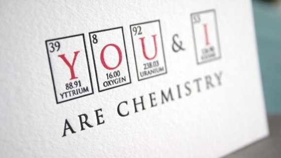 what is chemistry between two people